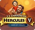Igra 12 Labours of Hercules: Kids of Hellas