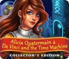 Igra Alicia Quatermain 4: Da Vinci and the Time Machine Collector's Edition