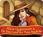Igra Alicia Quatermain 4: Da Vinci and the Time Machine