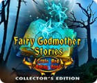 Igra Fairy Godmother Stories: Little Red Riding Hood Collector's Edition
