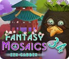 Igra Fantasy Mosaics 34: Zen Garden