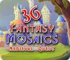 Igra Fantasy Mosaics 36: Medieval Quest