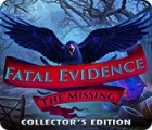 Igra Fatal Evidence: The Missing Collector's Edition