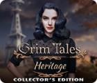 Igra Grim Tales: Heritage Collector's Edition
