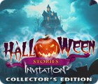 Igra Halloween Stories: Invitation Collector's Edition