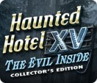 Igra Haunted Hotel XV: The Evil Inside Collector's Edition