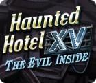 Igra Haunted Hotel XV: The Evil Inside