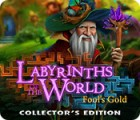 Igra Labyrinths of the World: Fool's Gold Collector's Edition
