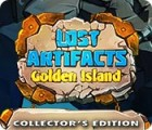 Igra Lost Artifacts: Golden Island Collector's Edition