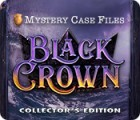 Igra Mystery Case Files: Black Crown Collector's Edition