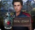 Igra Mystery Trackers: Fatal Lesson