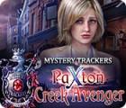 Igra Mystery Trackers: Paxton Creek Avenger