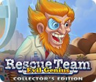 Igra Rescue Team: Evil Genius Collector's Edition