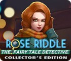 Igra Rose Riddle: The Fairy Tale Detective Collector's Edition