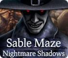 Igra Sable Maze: Nightmare Shadows