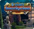 Igra Secret Investigations: Themis