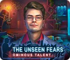 Igra The Unseen Fears: Ominous Talent Collector's Edition