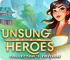 Igra Unsung Heroes: The Golden Mask Collector's Edition