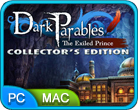 Dark Parables: The Exiled Prince Collector's Edition najljubša igra