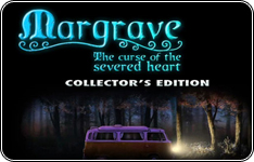 Margrave: The Curse of the Severed Heart Collector's Edition premium igra