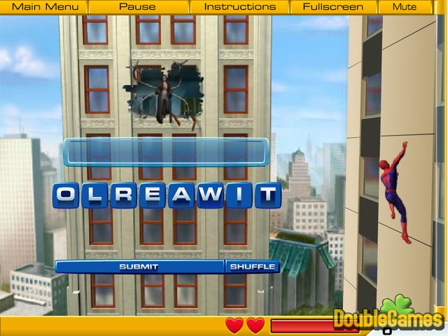 Free Download Spiderman 2 Web Of Words Screenshot 2